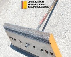 ARM Low Wear Rate Hardfaced Dozer Edges - 02