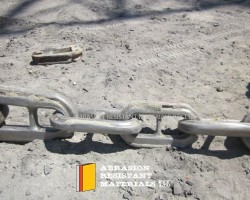 ARM Hardfaced Dragline Chain - 11