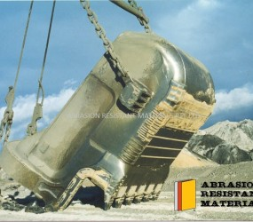 ARM Dragline Bucket Heel Wear Packages